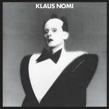 Klaus Nomi - Self Titled LP NEW Colored Vinyl