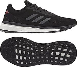 Women ADIDAS SONIC DRIVE BOOST Running Shoes Black Sneakers Adidas BB3424 NEW