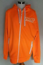 Neff Daily Shredder Hooded Winter Jacket L Orange