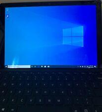 Microsoft Surface Pro 1796, i7-7660U@2.50GHz, 256GB SSD, 8GB RAM, Win10Pro