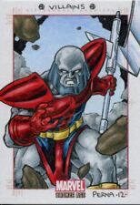 Rittenhouse Archives Marvel Bronze Age Sketch Card By Tony Perna