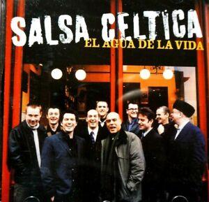 Salsa Celtica - El Agua De La Vida  -  CD, VG