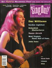 SING OUT - Summer 2006 - DAR WILLIAMS, GORDON LIGHTFOOT, DION DEMUCCI, MORE!!!