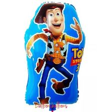 "Woody Toy Story 24"" Balloon Buzz Jessie Party Birthday Cowboy"