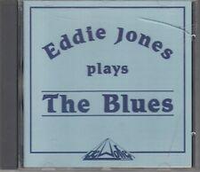 EDDIE JONES PLAYS THE BLUES CD De Wolfe Music DWCD 0127 library music Alan Howe