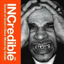 Goldie INCredible sound of drum'n'bass (1999, mix) [2 CD]