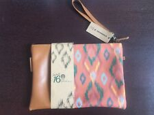 2018 Starbucks X IKAT Indonesia Local Heritage 16th Anniv. Bag / Pouch -No Card