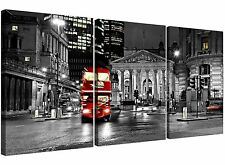 NOT FRAMED Canvas Print Home Decor Wall Art London City Picture Modern Poster