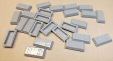 x25 NEW Lego Gray Bars Ingot MINIFIG Utensil Treasure Money Coins