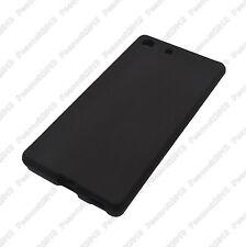 Black Matting TPU Silicone Case Cover for Sony Xperia M5 E5603 E5606 E5653