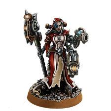 Warhammer 40K: Female Inquisitor Mechanicum - Wargames Exclusive