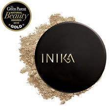 NEW Inika Loose Mineral Foundation Nurture Certified Organic Makeup SPF25