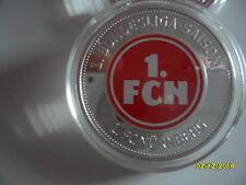 !. FC Nürnberg 50 Jahre 1.Bundesliga 1963 - 2013 Medaille Münze 1 Unze  40 mm