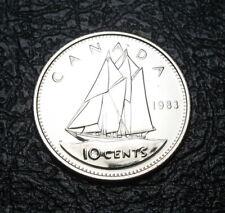 RCM - 1983 - 10-cents - Specimen - Uncirculated