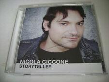 Nicola Ciccone - Storyteller (CD, 2008, Matita Les Editions) Music Album