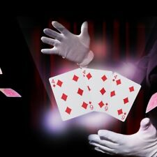 Innovate Fantastic 4 to 6 Moving Point Card Magic Tricks Gimmick Kids Toy