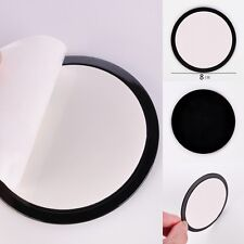 Adapter Plate 80mm Adhesive GPS Mounting Disc with Adhesive Dashboard GPS 1 Pc