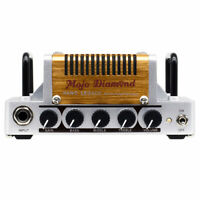 Hotone Nano Legacy Mojo Diamond Mini 5 Watt Compact Guitar Amp Head 3 Band NLA-5