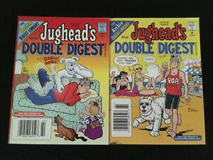 JUGHEAD'S DOUBLE DIGEST #60, 61 VF Condition