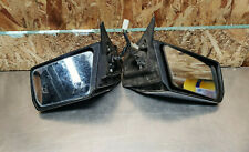 84 85 Toyota Celica GTS Convertible  REAR SIDE VIEW MIRROR LEFT RIGHT SET PAIR