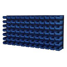 Stapelboxen Werkzeugwand 18 Boxen Montagewand Gr.2 2l