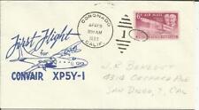 US -Air Mail-FIRST FLIGHT-CONVAIT XP5Y-1 Coronado, Calif. APR/18/1950