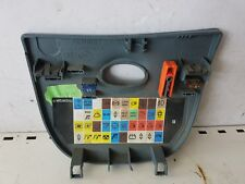 Cache boite à fusible intérieur pour Renault scenic 1.9 L DTI DE 1998