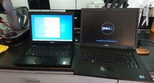 Joblot 2 x Laptops - Dell Latitude E5500 /  E6400- 821