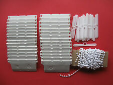 VERTICAL BLIND 30 WEIGHTS HANGERS & CHAINS SPARES PARTS