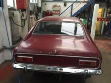 FORD CAPRI MK 1  1.7 GT V4 ENGINE  1969 VERY RARE CAR