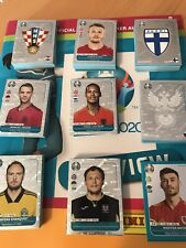 Panini EURO 2020 Preview Komplett + Leere Album