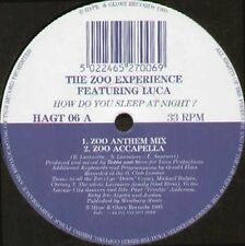 THE ZOO EXPERIENCE - How Do You Sleep At Night ? - HAGT 06 - Uk