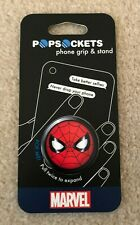 PopSockets Marvel Spider-Man Spiderman Phone Grip Stand BRAND NEW Free Shipping