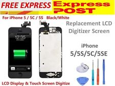 For Genuine iPhone 5 5S 5c SE LCD Screen Replacement Display Digitizer Assembly