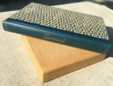 Germinal by Emile Zola 1942 Heritage Press Berthold Mahn with Slipcase Sandglass