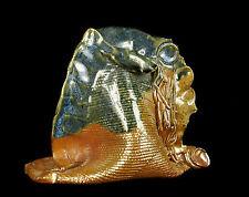 Vase en grés vernissé  Yvette PHILIPPE-HERTZBERG glazed stoneware curiosité