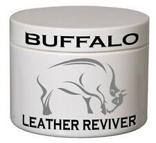 Leather Reviver - Conditioner Protector Balm - Softens & shines dry dull leather