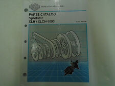 1972 1973 1974 1975 Harley Davidson XLH XL XLCH Sportster Parts Catalog Manual