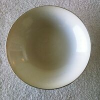 International Ivory China (4) Soup Bowl Plates 7004 Bridal Veil Japan White