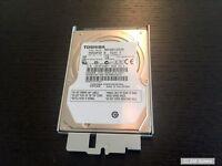 Toshiba Satellite PRO R85-1G3 Ersatzteil: Festplatte 320GB SATA MK3261GSYN, HDD