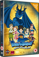 BLUE DRAGON COMPLETE SERIES ONE 24 EPISODES 6 DISCS NEW SEALED DVD RARE