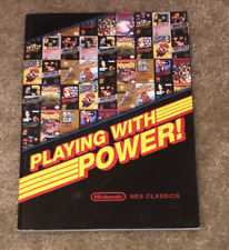 Playing With Power NES Nintendo Classic Strategy Guide