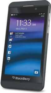 Blackberry Z10 | AT&T | 16GB | Black | STL100-3 | Freshly Replaced Components