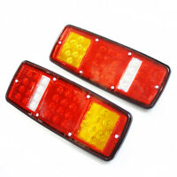 Rear Tail Lights LED 12V Caravan Camper Motorhome For Hobby Fendt Adria Pegasus