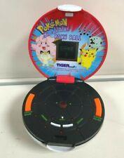Genuine Pokemon Poke Ball LCD Screen Game Nintendo & Tiger Electronics 1999
