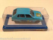 Rare Solido France Citroen Visa Blue 1:43 Diecast Model Car Original Packaging