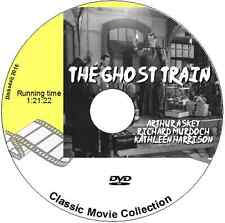 The Ghost Train - Arthur Askey, Richard Murdoch   Comedy Horror Film 1941 DVD
