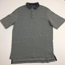 Polo Golf By Ralph Lauren Mens XL Gray Polo Shirt.  G7