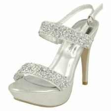 Evening & Party Standard Width (D) Argyle, Diamond Heels for Women