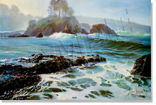 "* ""VENTURE TO THE SEA"" *LIMITED EDITION PRINT BY VERNON KERR  SIGNED & NUMBERED"